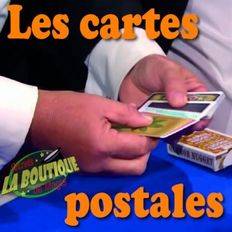 Les cartes postales - Refill deck