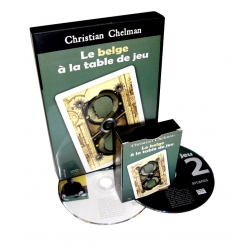 Le belge à la table de jeu - 2 DVD