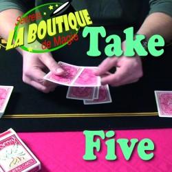 Take five ! - Téléchargement immédiat