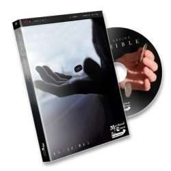 Invisible - DVD + gimmick