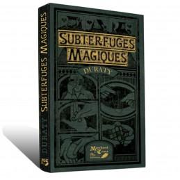 Subterfuges Magiques - Duraty - Livre en français