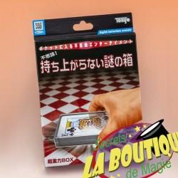 Ultra Gravity Box - Tenyo - en français