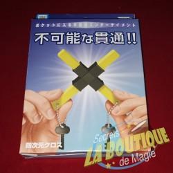4D Cross - Tenyo - en français