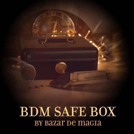BDM Safe Box - En français