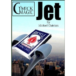Jet Card - Mickael Chatelain