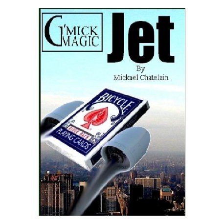 Jet Card - Mickael Chatelain