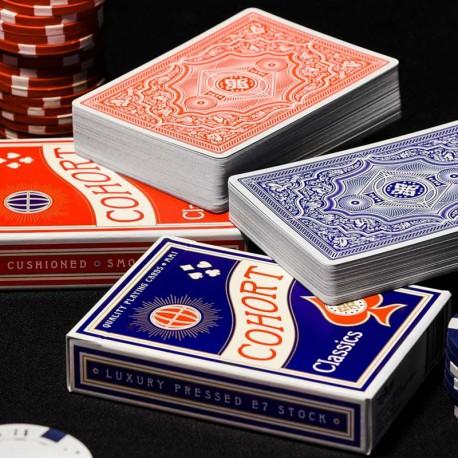 Jeu de cartes Cohort Poker Deck