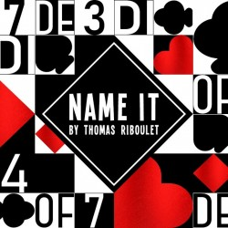 Name it !  en français - Thomas Riboulet