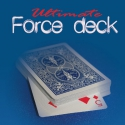 Ultimate force deck - Bicycle