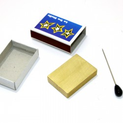 Boîte d'allumettes en plomb (mode d'emploi en français) - Téléchargement immédiat