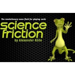 Science Friction + Bonus