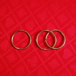 Les anneaux de clé