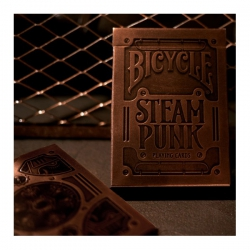 Bicycle Steampunk V1 (bronze)
