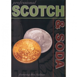 Scotch & Soda en dollar (DVD + Gimmick)