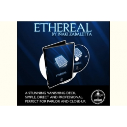 Ethereal deck (gimmick + DVD)
