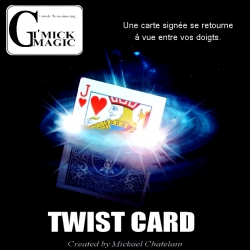 Twist Card - Mickael Chatelain