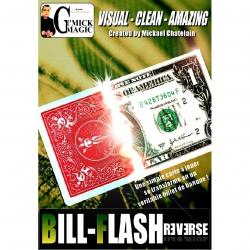 Bill Flash Card Reverse