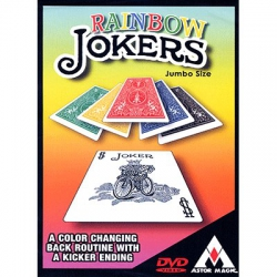 Astor Rainbow Jokers (jumbo)