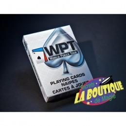 WPT poker deck - nouveau modèle