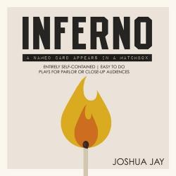 Inferno - Joshua Jay - DVD