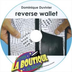 Duvivier's Reverse wallet - DVD