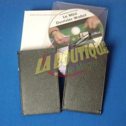 Mini Duvivier Wallet + DVD
