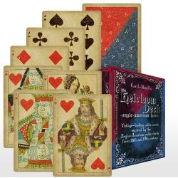 Lot Heirloom deck - Jeux marqués vintage (5)
