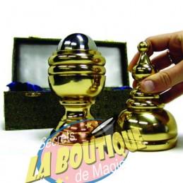 Ball & Vase (Mega) Brass