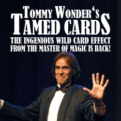 Tamed Cards - Tommy Wonder (5)