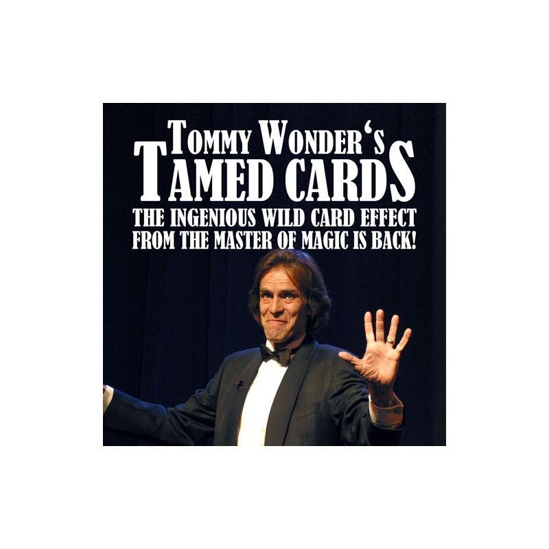 Tamed Cards - Tommy Wonder (5)