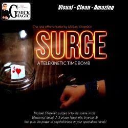 Surge - M. Chatelain - DVD