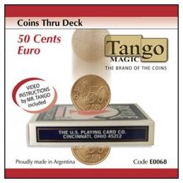 Coin thru card & deck (mode d'emploi)
