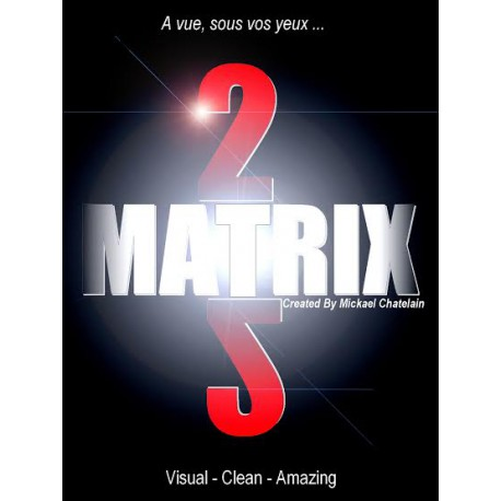 Matrix 2 - M. Chatelain