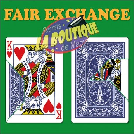 Fair Exchange - Masao Atsukawa