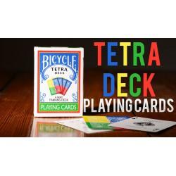 Bicycle Tetra deck - USPC