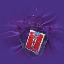 Poker deck in a bottle (5)