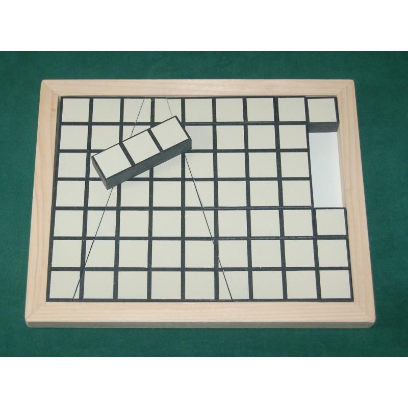 Puzzle de Freer