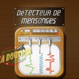 Le détecteur de mensonges - Téléchargement immédiat