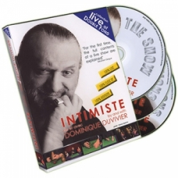 Intimiste - Show + explications - coffret 3 DVD