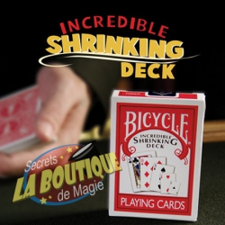 Incredible Shrinking Deck - Bicycle