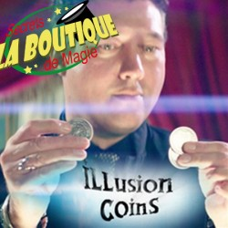 Illusion coins