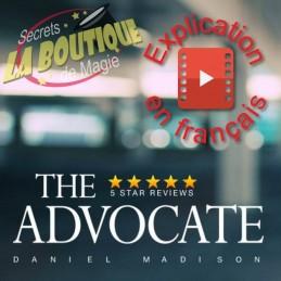 Advocate - Daniel Madison - Téléchargement immédiat