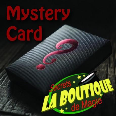 La carte mystère - Téléchargement immédiat
