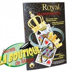 Royal transposition (mode d'emploi) - Téléchargement immédiat