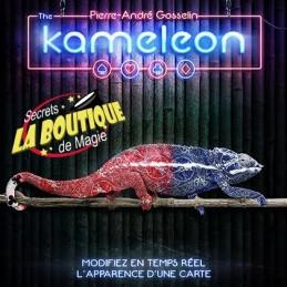 The Kaméléon - Pierre André Gosselin