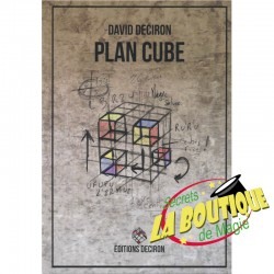 Plan Cube - David Deciron