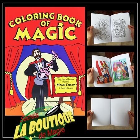 Coloring book (Mode d'emploi) - Téléchargement immédiat