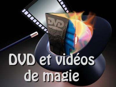 DVD de magie