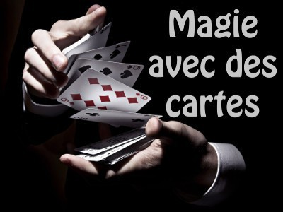 Magie avec des cartes