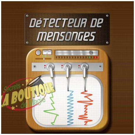MENSONGE TÉLÉCHARGER DETECTEUR DE